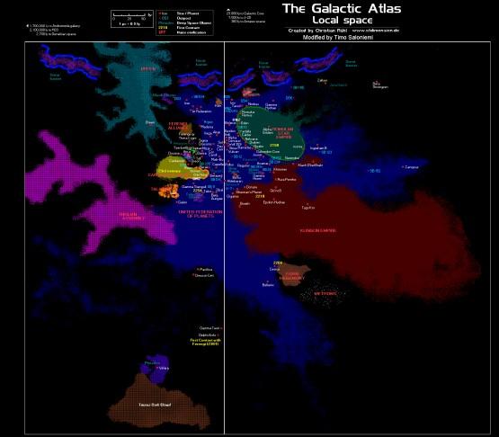 star trek karte Karte   Star Trek: Origins star trek karte